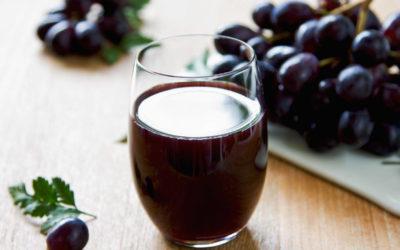 Prepara il succo d'uva e conservalo per l'inverno