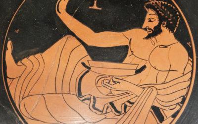 Il vino nell'antica Grecia